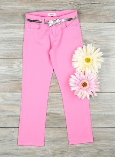 Asymmetry Pantolon Pembe